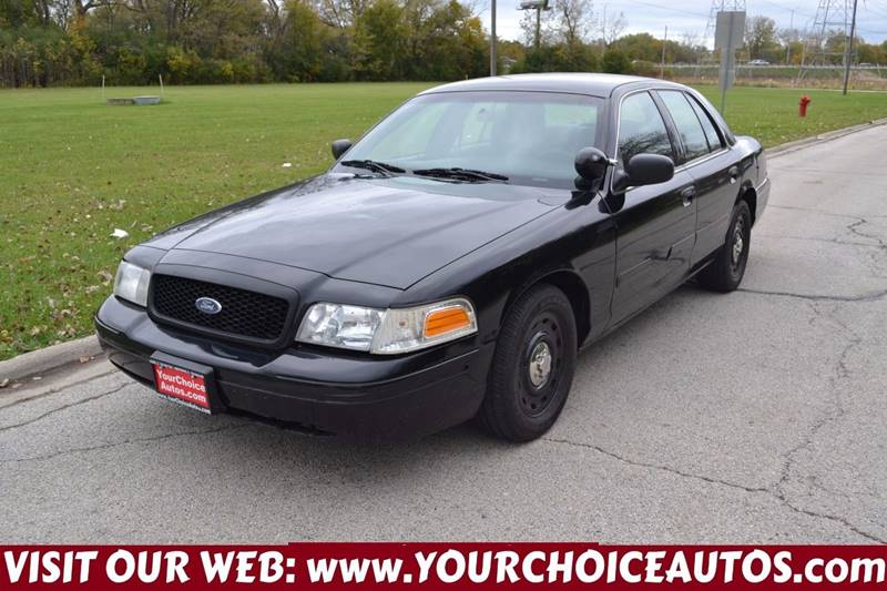 If You're In Elmhurst, Here's How To Find Used Dodge Charger Police Cars