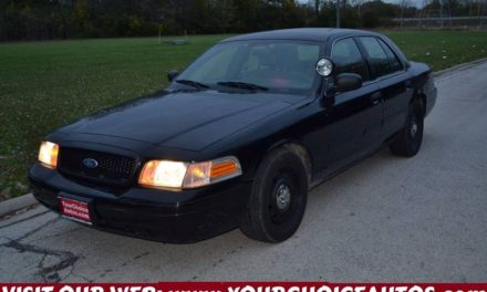Tips For Finding Police Cars For Sale in Crestwood, IL
