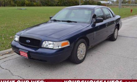 Tips For Buying A Used Cop Car
