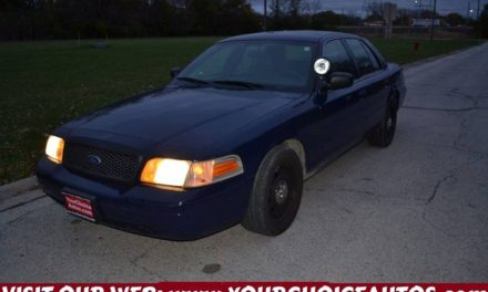 Chicago Is A Great Place To Find Used Police Cars