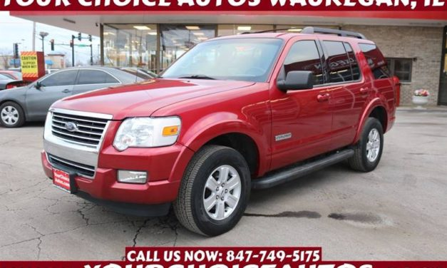 Used Ford Dealers Near St. Charles IL