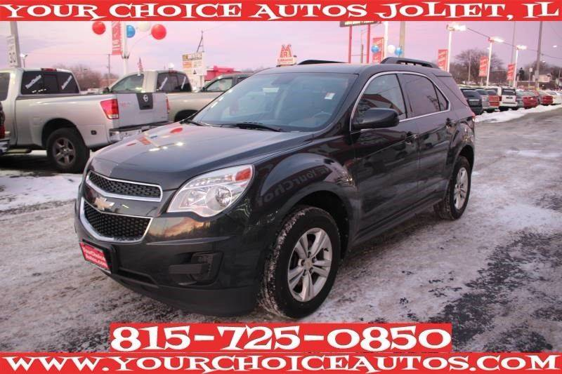 Great Used SUVs Await In McHenry IL