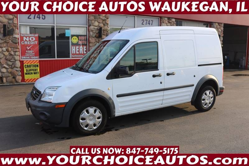 Hoffman Estates Drivers Love the Used 2016 Ford Transit Connect
