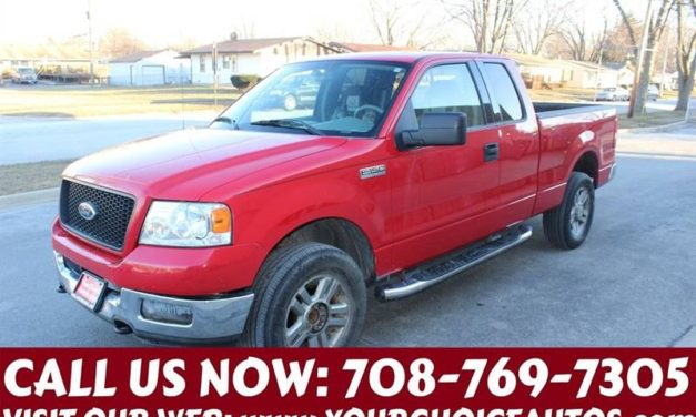 Find Used Ford Trucks In Zion IL