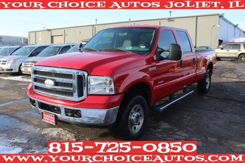 Plainfield Drivers Get To Work With A Used Ford F250