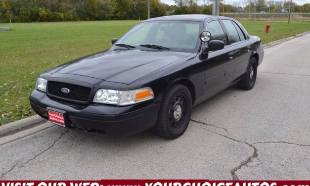 Get Used Police Cars At Great Prices in Elmhurst, IL