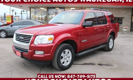Waukegan is Home To Great Used Ford Explorers