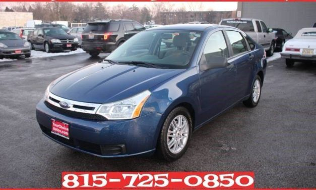 How To Get A Great Used 2016 Ford Focus In Bartlett, IL