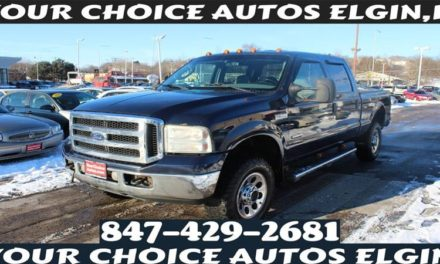 Get The Job Done With A Used Ford F350 In Joliet IL
